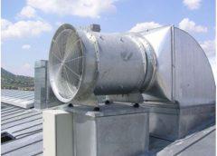 Вентиляция торгового центра, система подпора воздуха