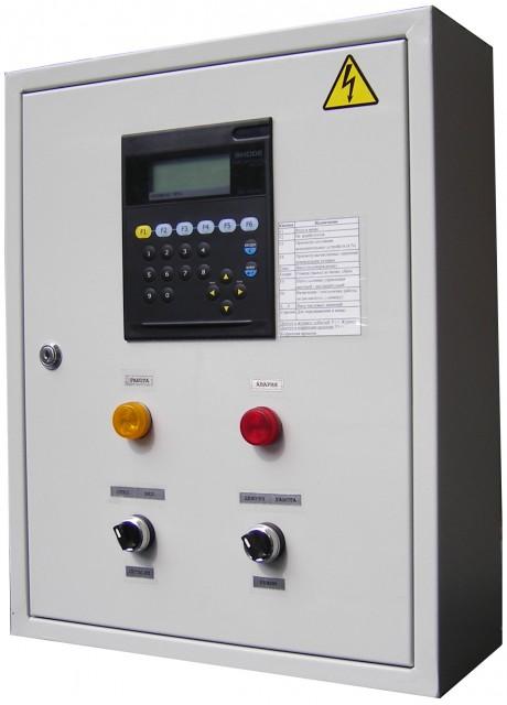 шкаф управления вентилятором дымоудаления