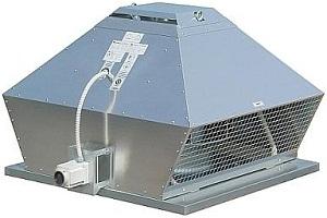 Крышной вентилятор дымоудаления Systemair DVG-H 800D6/F400
