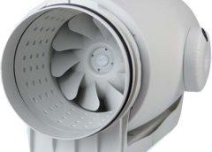 Вентилятор дымоудаления диагональный Soler&Palau