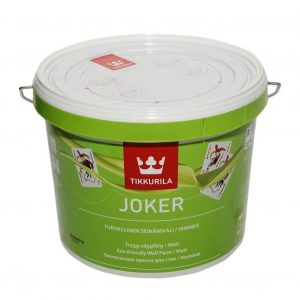 Огнезащитная краска Joker