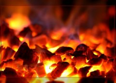 Возгорание угля