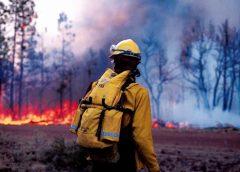Страшные последствия после пожара