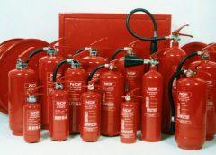Комплект пожарного оборудования