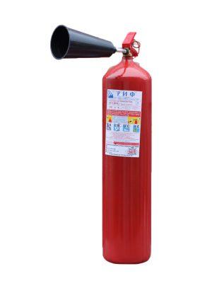 Газовый огнетушитель