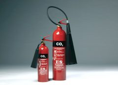 Сравнение двух углекислотных огнетушителей