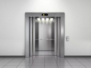 Лифт в помещении