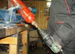 Утилизация огнетушителя