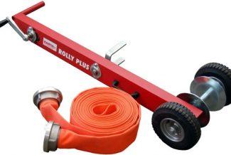 Станок для перемотки пожарных рукавов