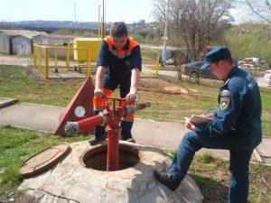 Проверка средств пожаротушения