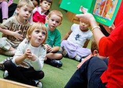 Занятия по пожарной безопасности в детском саду