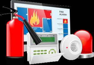 Оборудование пожарной сигнализации