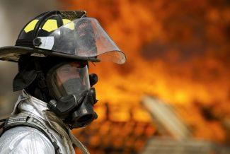 Профессия пожарного