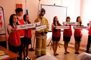 Проведение викторины по профилактике пожарной безопасности
