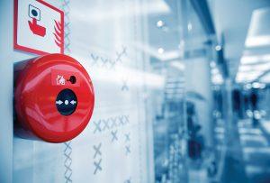Система предупреждения пожаров