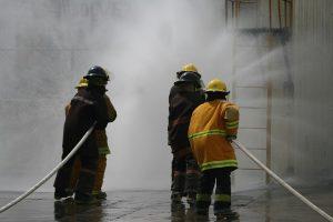 Тактика тушения пожара