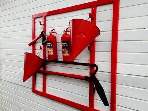 Ведение журнала по учету первичных средств пожаротушения