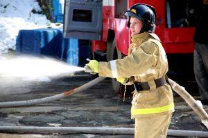 Противопожарные тренировки на предприятии