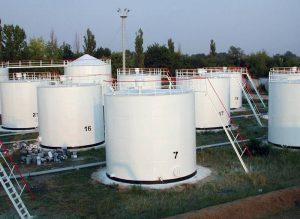 Пожарная безопасность складов с нефтепродуктами