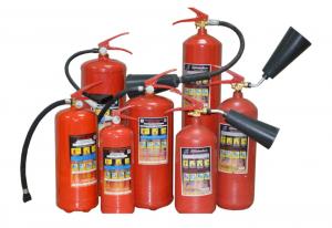 Как правильно выбрать огнетушитель для дома
