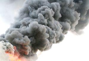 Прогнозирование опасных факторов пожара
