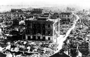 Возгорание в Токио, 1923