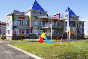 Требование к территории детского сада