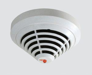 Адресно-аналоговый дымовой-СО-тепловой извещатель