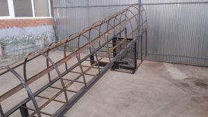Наружная пожарная лестница: типы и особенности конструкций 119